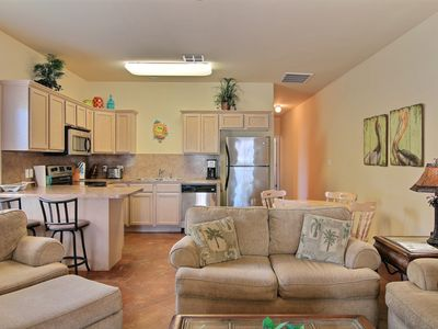 Photo for Lovely townhome near the shore - access to shared pool and grill area