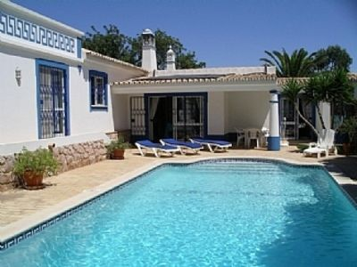 Photo for Beautiful Traditional Villa Situated In Area Of Quinta Dos Alamos