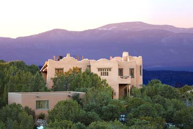 Exterior - Marvel at the panoramic mountain views from the rooftop deck.