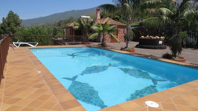 Photo for 1BR Cottage Vacation Rental in Tijarafe, CN
