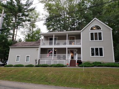 Photo for Poconos Lakehouse With Nearby Skiing!