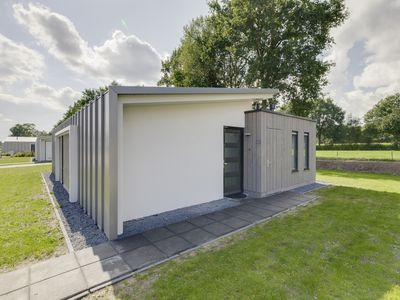 Photo for Extra luxury 4-person bungalow in the holiday park Landal Amerongse Berg - in the woods/woodland setting