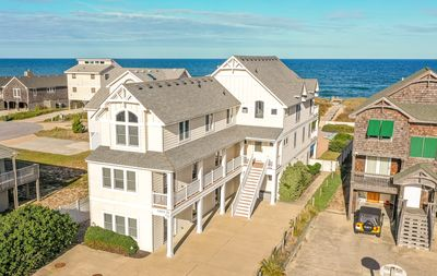 Photo for K1208 Going to Carolina. Oceanfront, Pool, Hot Tub, Pool Table, Theater