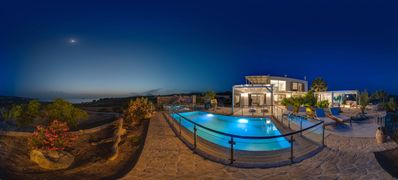 Photo for Luxury Villa Olimpia, Crete, beach-sea proximity, swimming pool, south coast, W-LAN