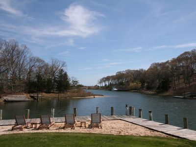 Photo for Gorgeous, Creek-front vacation rental