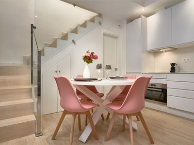 Photo for Modern duplex loft for 2 people giving maximum confort at an afordable price