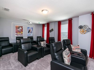 Photo for Luxury Lake View 8 BR Villa With Games Room and Theater