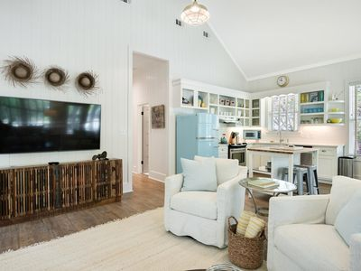 Photo for Goodnight Moon: Newly Renovated Grayton Beach Cottage - 4 Bikes Included!