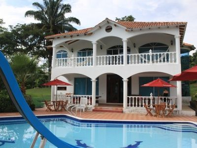 Photo for 5BR House Vacation Rental in Anapoima, Cundinamarca