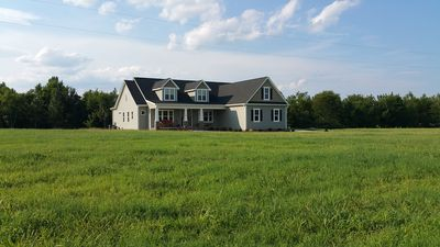 Photo for Beautiful 40 Acre Homestead Near Fort Bragg Southern Pines & Pinehurst