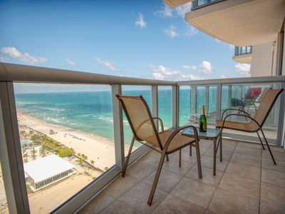 Photo for Amazing Direct Ocean Views From Marenas Resort Condo-hotel Unit.