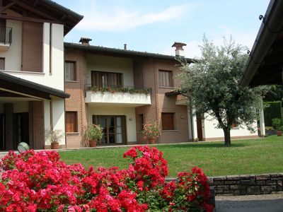 Photo for 1BR Bed & Breakfast Vacation Rental in Villa Guardia, Lombardia