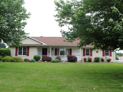 Photo for Lovely Home in the heart of Amish country