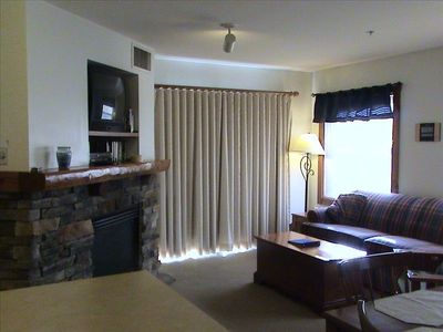 Photo for Rimfire Lodge -Deluxe 2 Bedroom in the Village