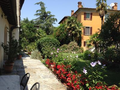 Photo for Holiday apartment Seravezza for 4 persons with 2 bedrooms - Holiday apartment in a villa