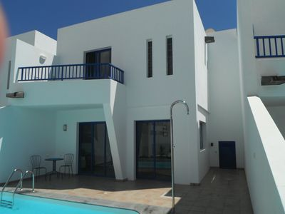 Photo for Villa in the Marina Rubicon, Playa Blanca Lanzarote. Wonderful location