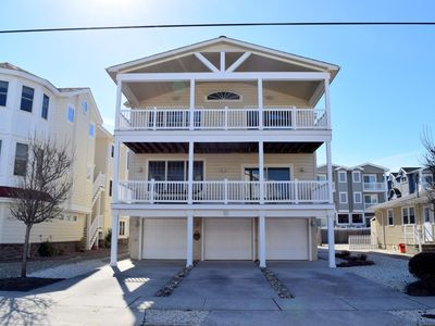Photo for Less than 1 block (5 houses) from the beach and has everything you need for a relaxing and fun vacation.