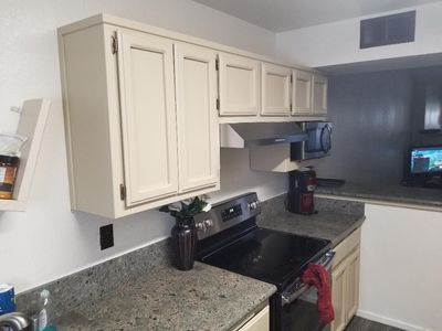 Photo for 2BR Condo Vacation Rental in Bakersfield, California