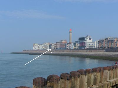Photo for Central apartment on the boulevard, the most beautiful location of Vlissingen