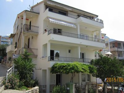 Photo for Apartment in Podgora (Makarska), capacity 4+2