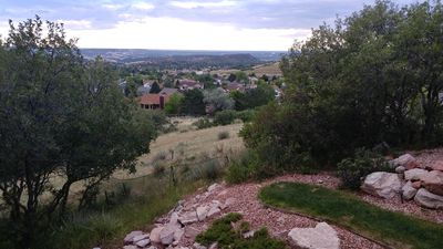 Photo for Mountain and Valley Views minutes from USAFA and Garden of The Gods