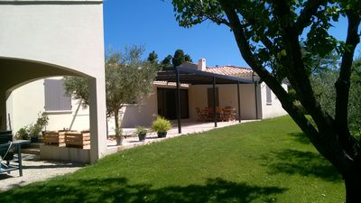 Photo for Villa 5 minutes from the Alpilles and pool - AVAILABLE FROM 11 AUGUST 25 AUGUST