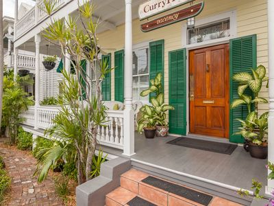 Photo for Charming attic studio suite in historic inn w/ a shared pool & a great location!