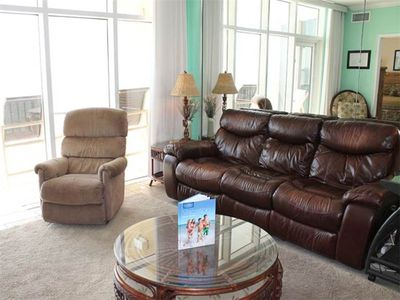 Photo for Lovely Gulf-Front Condo On Okaloosa Island! Gulfside Pool & Exercise Room