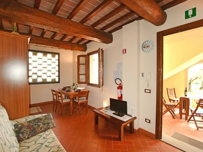 Photo for Apartment Agriturismo di Vinci in Vinci - 4 persons, 2 bedrooms