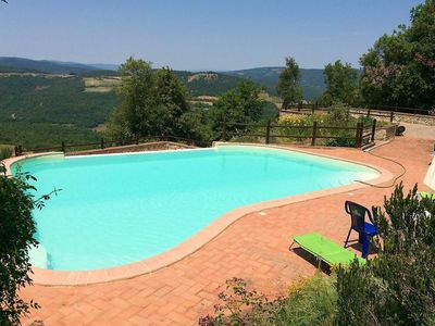 Photo for Emotions of Maremma - Pool and Panorama