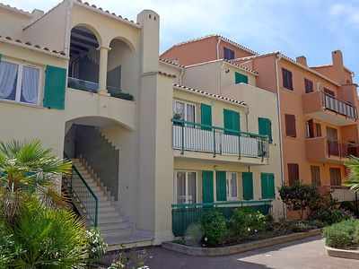 Photo for Cavalaire-sur-Mer Apartment, Sleeps 6 with Air Con and WiFi