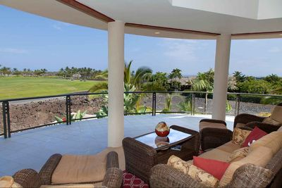Mornings, Afternoons & Evenings this Lanai View will continue to over deliver!