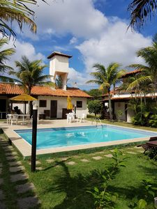 """Photo for """"Cacao da Cocoa"""" House 400 meters from the beach, comfort and tranquility!"""