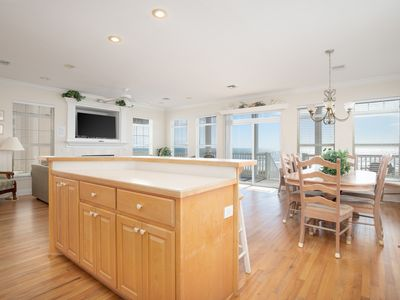 Photo for STAY BEACH FRONT - 5 Bed/4Bath - Incredible Views - Private Beach Access