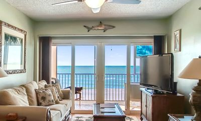 Photo for Villa Madeira 404 Gorgeous Gulf Views/Many updates/Walk to John's Pass!