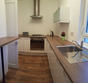 Photo for Homely, comfortable and quiet flat in a lovely area with a garden