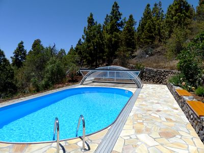 Photo for Tijarafe: mansion - 5 rooms - 4/6 persons