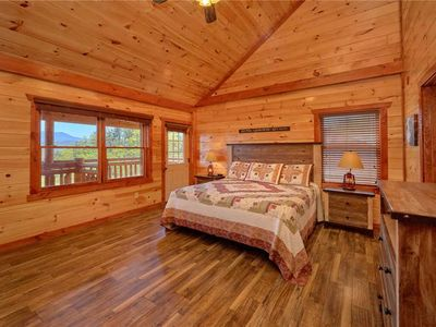 Photo for Dream Maker Lodge- Luxury 12 Bedroom Pigeon Forge With Indoor Pool & Mountain Views