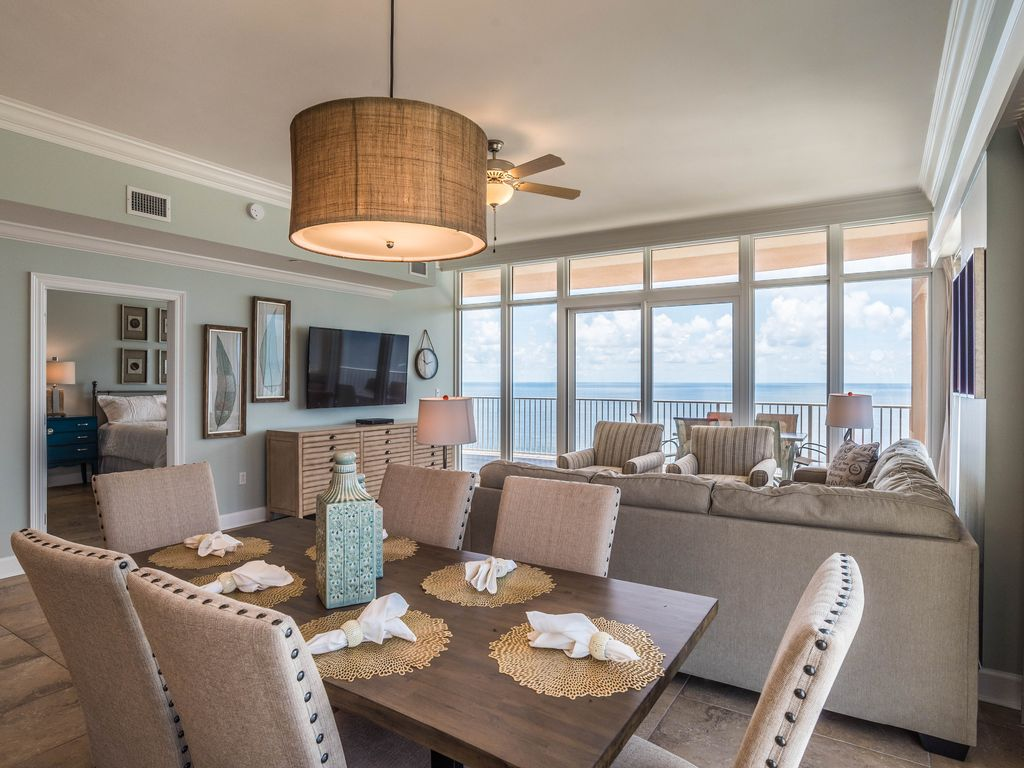 15th floor 4br corner unit at the new phoenix gulf shores for 15th floor on 100 floors