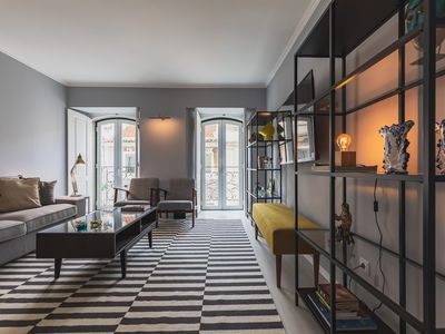 Photo for Apartment in Lisbon Center - Principe Real