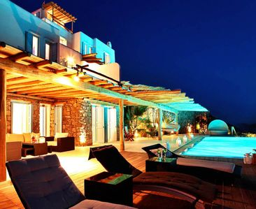 Photo for Villa with luxury Sea View