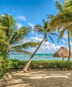 Photo for Avoid Crowds! Beachfront Condo on a Private Beach!