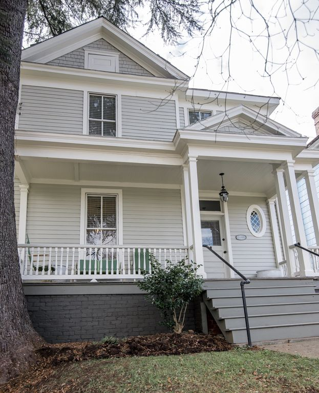 Renovated Historic House In Downtown Lynchb...