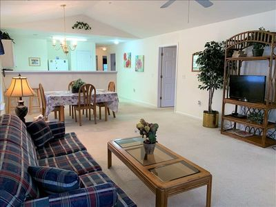 Photo for Room for a large family or several friends. 3rd floor with cathedral ceilings!