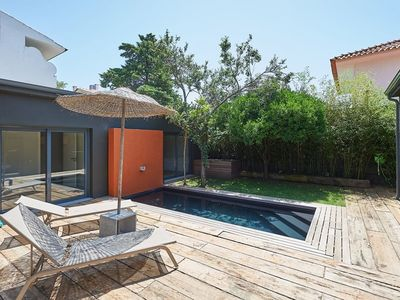 Photo for Modern 3 BR Villa in w/ private pool, sleeps 6 - close to Cascais centre