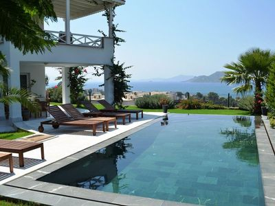 Photo for 4BR Villa Vacation Rental in bodrum