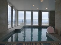 This house is PERFECT! The finishes are top rate, the views are unreal, and indoor pool is great!