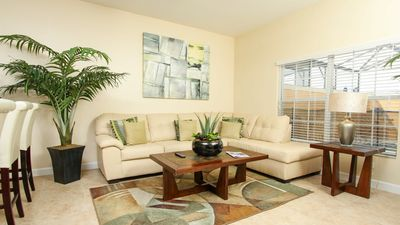 Photo for Near Disney World - Paradise Palms Resort - Feature Packed Contemporary 4 Beds 3 Baths Townhome - 4 Miles To Disney
