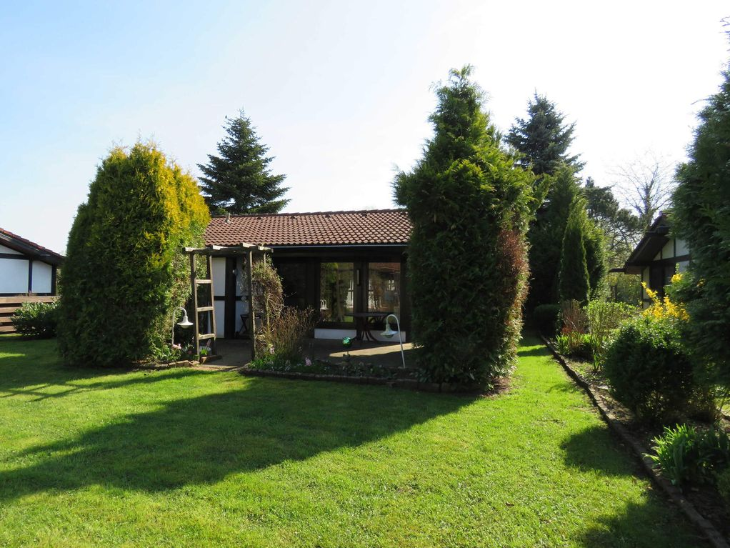 Holiday house Scout 48 - for 3 persons - pets allowed - Holiday house Scout  48 in the holiday village Altes Land - Hollern