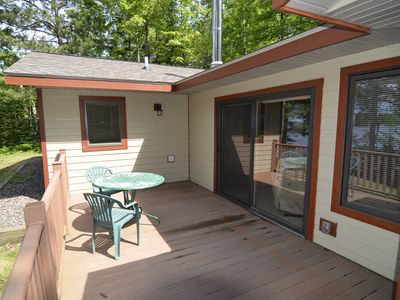 3 bedroom vacation rental on Nelson Lake